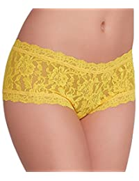 Hanky Panky Women's Signature Lace Boyshort Panty