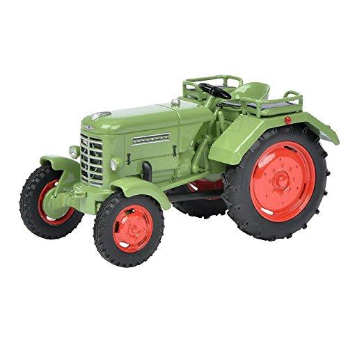 Scale Diecast 43 Tractor (Schuco 450894600 1:43 Scale Borgward Model Tractor)