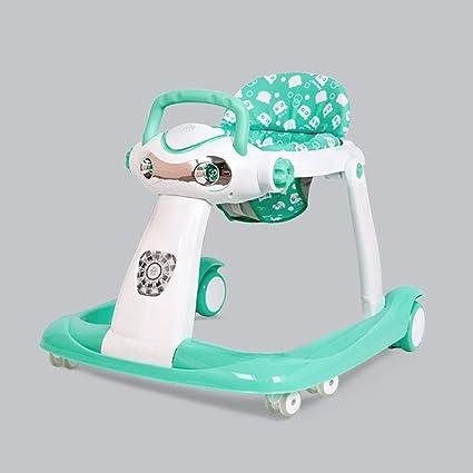 ROCK1ON Andador para Bebés Plegable,correpasillos bebé 6-18 ...