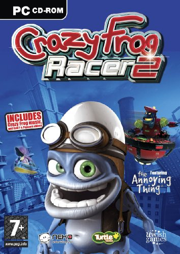 Crazy Frog Racer 2 by Graffiti Entertainment