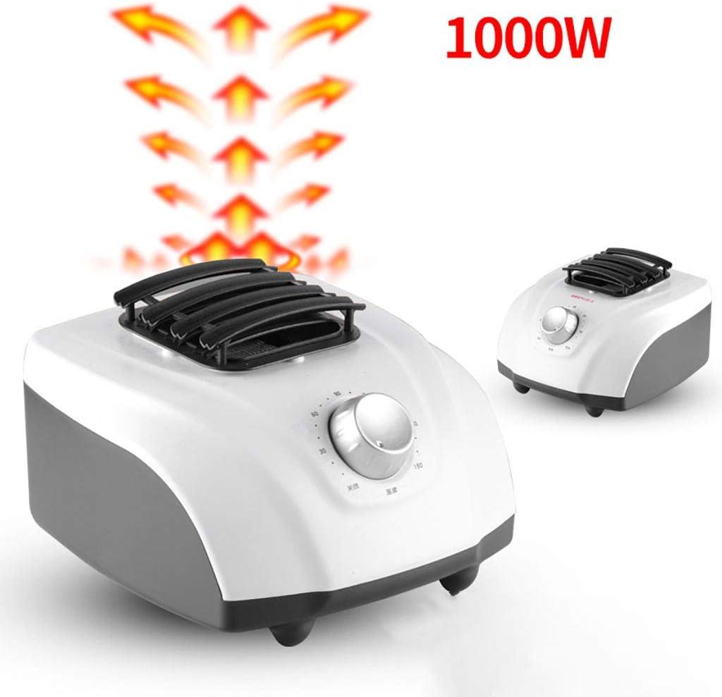 minutage de 180 Minutes mat/ériau Ignifuge Mini-s/èche-Linge /électrique Portable 1000W S/èche-Linge /électrique Plus Chaud pour Les Chaussures de v/êtements