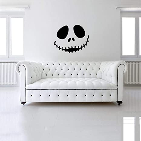 Amazon.com: Adhesivo mural para pared, diseño de Happy ...