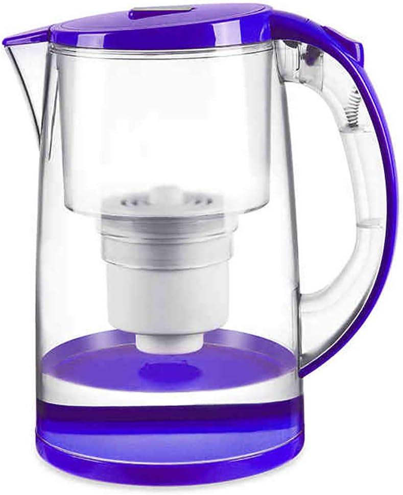 Filtro de agua jarra jarro, purificador de agua hogar net hervidor de agua del grifo filtro de la cocina filtro de ...