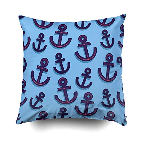 EMMTEEY Home Decor Throw Pillowcase for Sofa Cushion Cover,Halloween Autumn Pumpkins Other Fruits Vegetables Decorative Square Accent Zippered and Double Sided Printing Pillow Case Covers 16X16Inch]()
