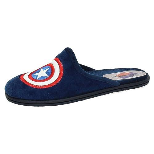 MORANCHEL 3468 LOS Vengadores NIÑO Zapatillas CASA: Amazon.es: Zapatos y complementos