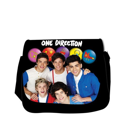 shopping bag Band Buttons One Direction