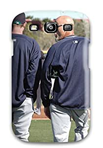 High-end Case Cover Protector For Galaxy S3(seattle Mariners )