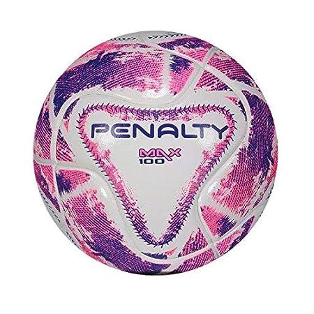 Bola Futsal Max 100 IX - Penalty  Amazon.com.br  Esportes e Aventura 3d7beba85f9ad