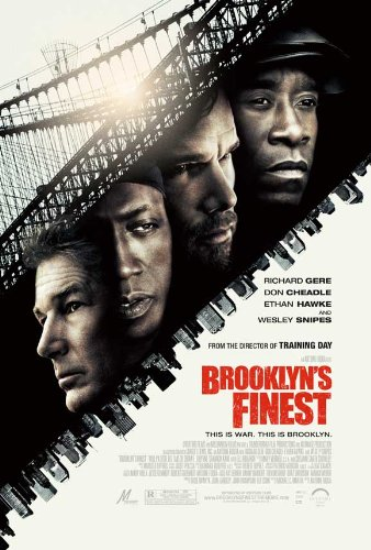 Brooklyn's Finest 27 x 40 Movie Poster - Style A
