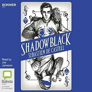 Shadowblack Audiobook