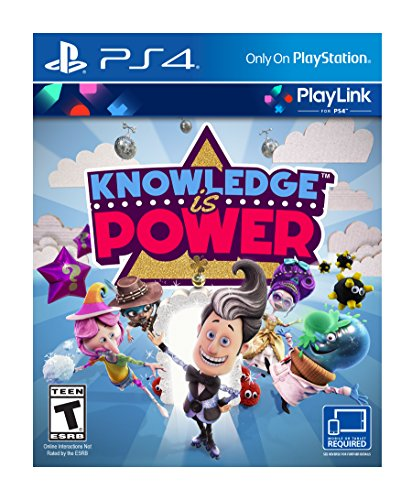 Knowledge is Power - PlayStation - Texas In Outlets Allen