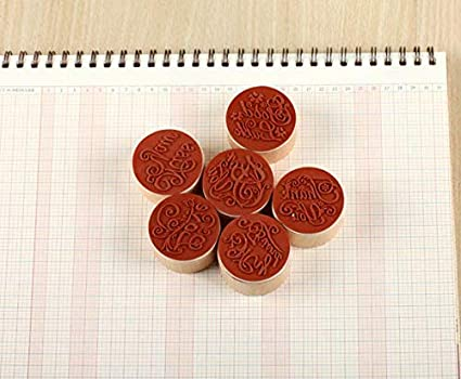 souhaits d/écriture Tampons encreurs de doigt Rainbow Craft Flower Stamps 24 couleurs de bricolage pour timbre en caoutchouc Scrapbooking bricolage et fabrication de cartes D/écoration