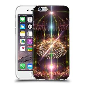 "Super Galaxy Coque de Protection TPU Silicone Case pour // V00000440 Teatro Festival de Arte fractal // Apple iPhone 6 4.7"""