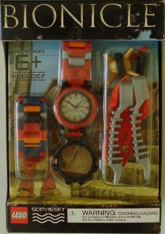 Kids Bionicle - Lego Bionicle Kids Watch 9002007 6+ 8