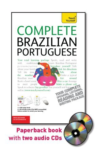 Complete Brazilian Portuguese with Two Audio CDs: A Teach Yourself Guide (Teach Yourself Language) by McGraw-Hill