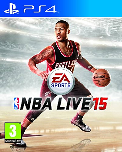 NBA Live 15: playstation 4: Amazon.es: Videojuegos