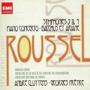 20th Century Classics: Roussel Symphonies 3 & 4