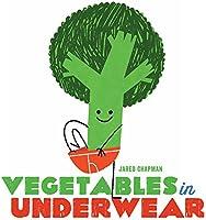Vegetables In Underwear (English