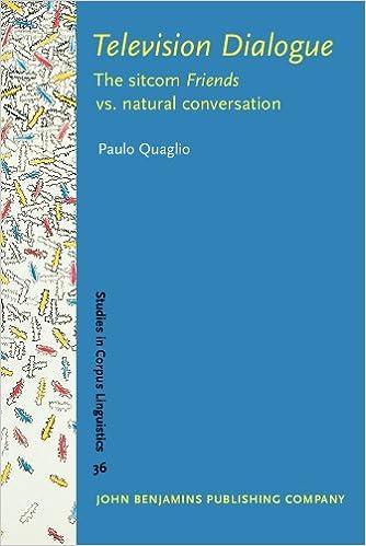 Television Dialogue: The Sitcom Friends vs  natural