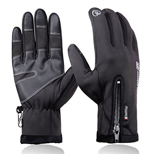 Waterproof Riding Gloves - 6