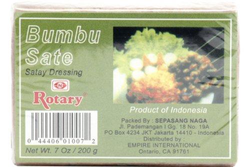 indonesian peanut sauce - 2