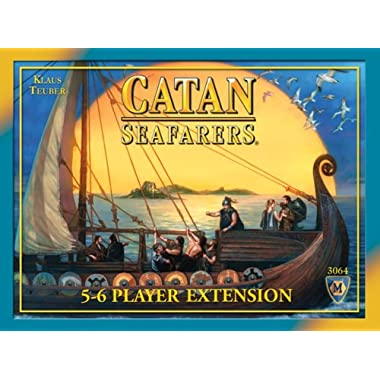 Catan: Seafarers 5&6 Player Extension 4th Edition