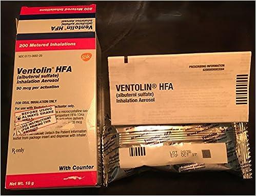 Rx generic ventolin