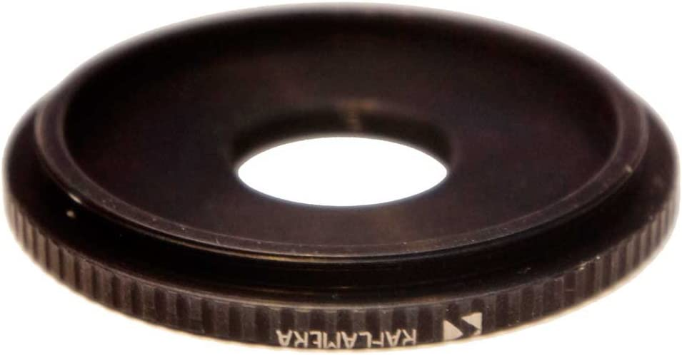 M55x0.75 Male to RMS Female Thread Adapter 55mm to RMS Step-Down Ring