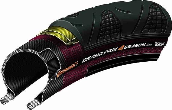 Continental Grand Prix 4 Season Road Bike Tire - Vectran Puncture Protection