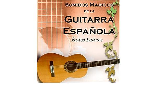 Sonidos Mágicos de la Guitarra Española, Éxitos Latinos by Sergio Gallardo Domi on Amazon Music - Amazon.com