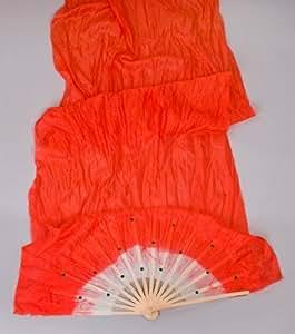 Silk Dancing Ribbon Fan