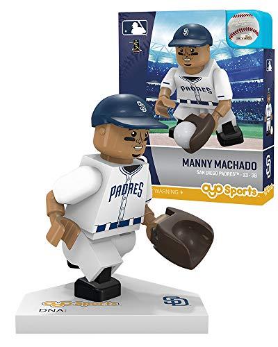 Manny Machado San Diego Padres OYO Sports Toys G5 Series 1 Minifigure