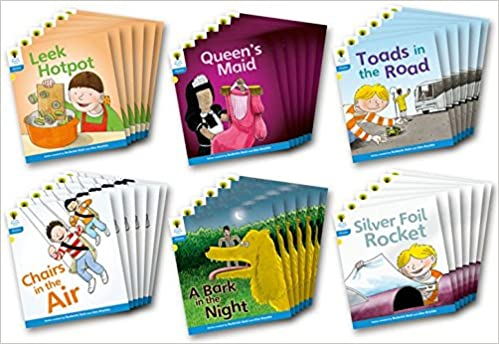 Book Stage 3: Floppy's Phonics Fiction: Class Pack of 36 (Oxford Reading Tree)