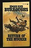 The Return of the Mucker, Edgar Rice Burroughs, 0441718167