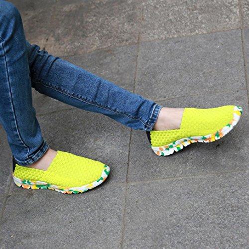Basses Basses Jaune Femme Jaune Wuayi Sneakers Femme Wuayi Basses Jaune Sneakers Sneakers Femme Basses Sneakers Wuayi Wuayi I6IpqYBFn