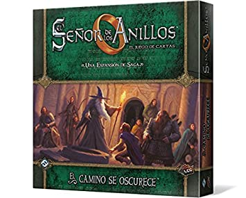 Fantasy Flight Games El Camino se oscurece EDGMEC34: Amazon ...
