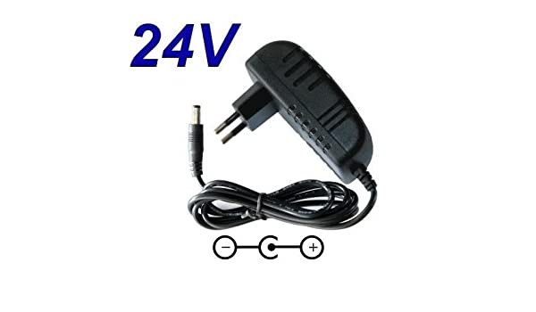 Cargador Corriente 24V Reemplazo Aspirador Robot PRIMO RVC2SA Type ...