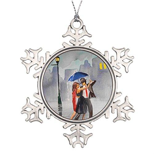 Umbrella Ornament - 6