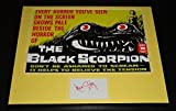 Mara Corday Signed Framed 16X20 Photo Poster Display The Black Scorpio
