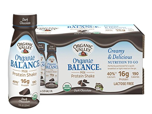 Organic Valley Balance Protein Chocolate product image