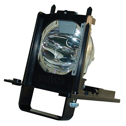 AuraBeam Rear Projection TV Replacement Lamp, for Mitsubishi 915B455011 / 915B455012, with Osram Neo-Lux Bulb Inside. Lamp with Housing ()