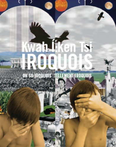 Oh So Iroquois (English and Iroquoian Languages Edition) by Ottawa Art Gallery / ABC Art Books Canada