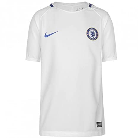 save off 6e2b9 8e8ed Nike 2017-2018 Chelsea Training Football Soccer T-Shirt ...