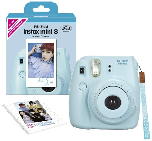 Amazon.com: Fujifilm Instax Mini 8 Ins Mini 8 Instant Camera 62 X ...