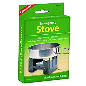 Coghlan's Emergency Camp Stove Multi, One Size 10