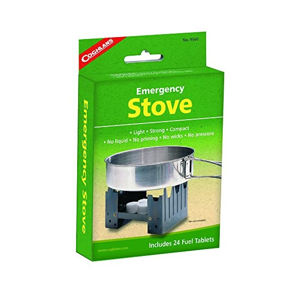 Coghlan's Emergency Camp Stove Multi, One Size 1