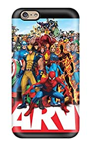 Iphone High Quality Tpu Case/ Marvel EXoLOFl1830vbkTC Case Cover For Iphone 6