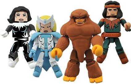 Marvel Minimates Alpha Flight # 2 Aurora