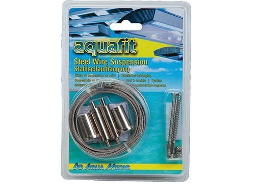 Aqua Medic Aquafit Adjustable S Steel Wire Suspension Kit