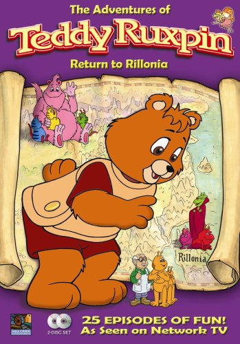 The Adventures Of Teddy Ruxpin  Return To Rillonia Episodes 41 65